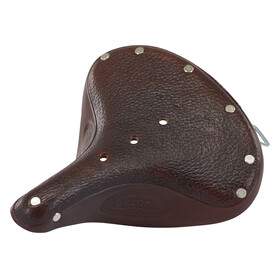 BROOKS B67S - Selle en cuir femme - marron sombre
